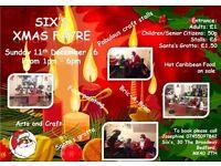 Six's Christmas Fayre