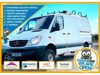 MERCEDES SPRINTER L3 LWB Van 4x4 - CAMPER CONVERSION AWD adventure overland