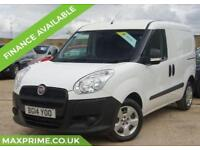 2014 FIAT DOBLO/VAUXHALL COMBO 1.3 CDTI 1 OWNER + JUST SERVICED + MOT 2019