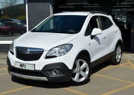 2013 13 VAUXHALL MOKKA 1.6 TECH LINE S/S 113 BHP 5DR 5SP HATCH, 38,000M, MOST SH