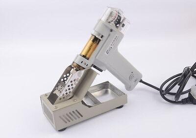 S-998p Electric Vacuum Double-pump Solder Sucker Desoldering Gun 220v