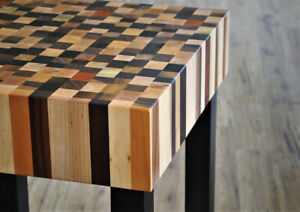 Custom Butcher Blocks And Wood Countertops