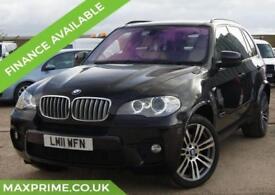 BMW X5 3.0 XDRIVE40D M SPORT AUTO 305BHP JUST SERVICED AT BMW DEALER + LOW MILES