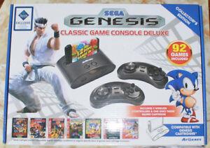 Sega Genesis Classic Game Console & 92 Games