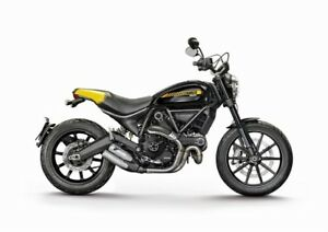 Ducati Scrambler 800 Full Throttle 2018