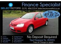2007 Volkswagen Golf Match Fsi 1.6