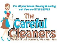Local Weymouth Cleaner, Ironing and Housekeeper