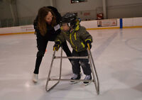 Skating Coaches for Disabled Children