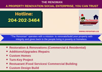 NEED RENOVATION/ADDITION/UPGRADES; REPAIRS/COMMERCIAL PROJECT?