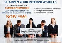 Sharpen your interviewing skills