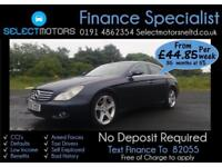 2006 Mercedes Cls 350 FINANCE AVAILABLE 3.5