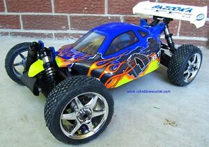 New RC Buggy / Car Brushless Electric  1/8 Scale Pro BT9 Lipo