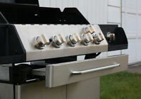 High End Stainless Steel BBQ