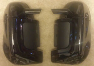 Harley Davidson Vented Lowers Gloss Black