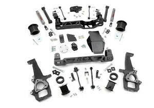 "Rough Country 6"" Suspension Lift Kit Dodge RAM 2012-17"