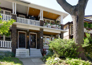 The Beaches -Large 3 bedroom (2,000 sq. ft.) $3,300 + hydro