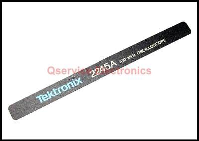 Tektronix Handle Model Sticker For Tektronix 2245a Series Oscilloscopes