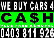 Damaged/Unwanted cars,4wds,Utes, vans, buses, Jetskis Bondi Beach Eastern Suburbs Preview