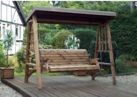 BRAND NEW Quality hand crafted garden furniture Pay Weekly/ Monthly