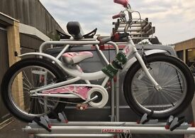 Girls cruiser bike as new, imported from USA