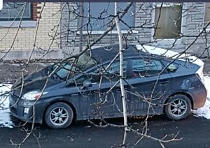 Toyota Prius prix à debattre