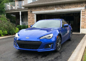 2017 Subaru BRZ - Low Km (16,500) - Excellent Condition