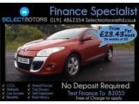 2010 Renault Megane Dynamique Tomtom Vvt Finance Available 1.6
