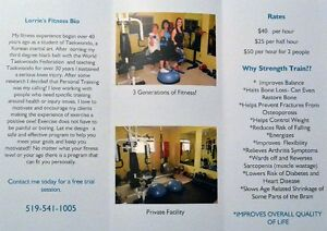 Personal Trainer Specialist with Canfit Pro Sarnia Sarnia Area image 3