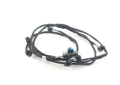 NEW GENUINE MERCEDES C CLASS W204 FRONT BUMPER PDC WIRING LOOM