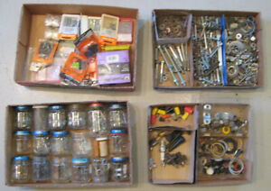 Nails, Screws, Bolts, Electrical, Plumbing Hardware