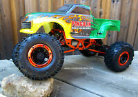 New RC Rock Crawler Truck Electric 2.4G 1/10 Scale 4WD
