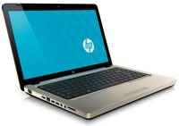 Lapto HP, Core Duo, windows 7 + 2 GB Ram pour 140 $