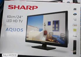 Sharp 24inch tv