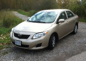 2010 Toyota Corolla Great Commuter MUST GO!