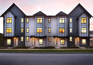 South Surrey/White Rock 4 bathrooms Brand New Townhouse for Rent