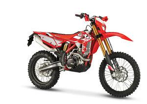 2017 BETA MOTORCYCLE 350RR-S w/ GPS $11475