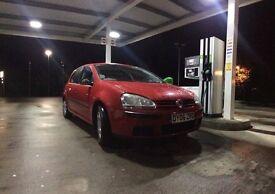 VW GOLF 1.4 S MK5 **High Mileage**
