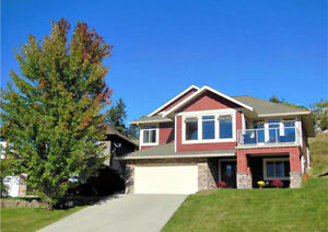 SALMON ARM - Quality Built home in Orchard Ridge Subdivision