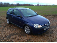 Vauxhall CORSA 1.2 SXI 2003