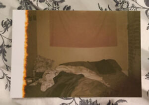 Double Mattress and Low Frame