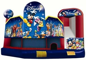 INFLATABLE PARTY RENTAL BUSINESS FOR SALE