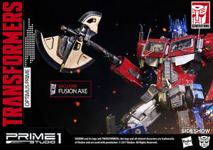 Brand New Limited Editions :Transformers Figure 1/6th scale