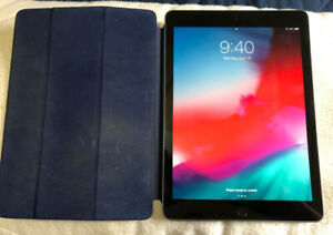 iPad 6th Gen, 128GB, Wi-Fi, includes Smart Cover