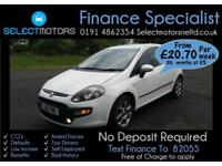 2011 Fiat Punto Evo Gp FINANCE AVAILABLE 73k Miles 1.4
