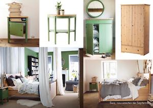 Je recherche collection  Hurdal de IKEA