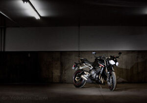 Triumph - Triple Street RS - 2018 - 12,000$ Non Negociable