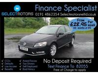 2013 Volkswagen Passat Highline Tdi Bluemotion Technology 93k Miles 2