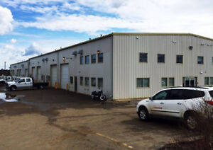 Light Industrial & Office space for Lease