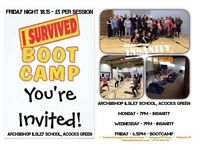 Fitness Bootcamp/Circuit Class