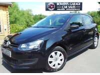 2014 14 VOLKSWAGEN POLO 1.2 S A/C 5D - 2 OWNERS - LOW MILES - 4 VW SERVICES